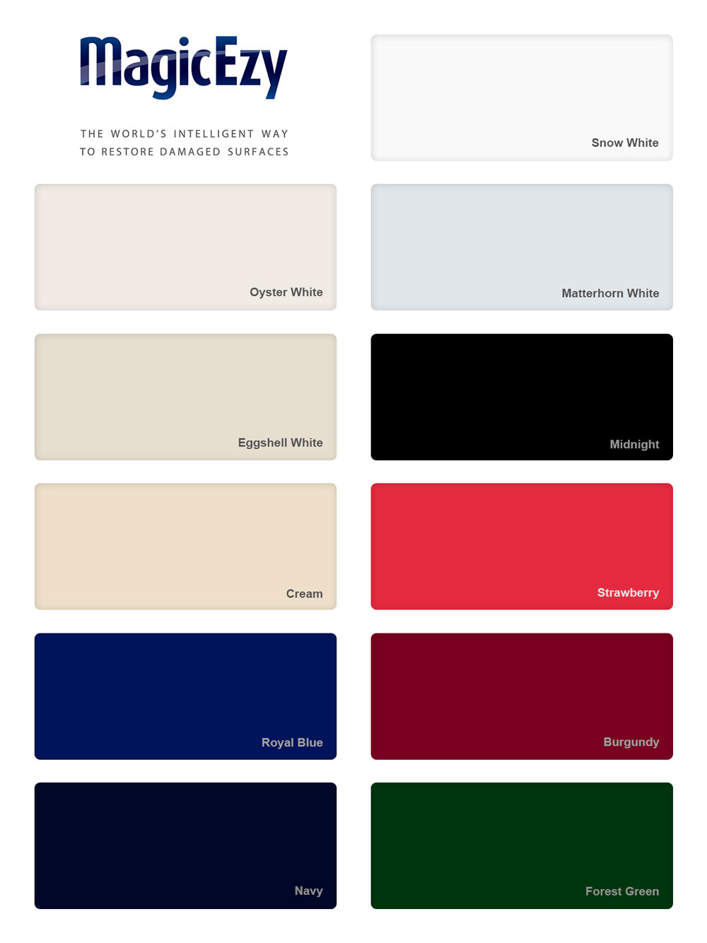 Color chart scotia coast yachtsnadian distributor of color chart nvjuhfo Gallery
